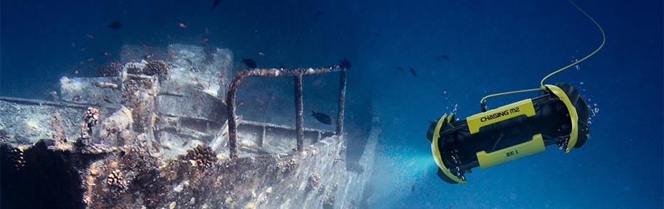 Undervandsdroner